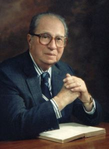 Mortimer Adler (Center for the Study of the Great Ideas via WikiMedia)